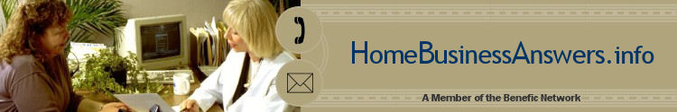 HomeBusinessAnswers.info--Solutions for Home Businesses